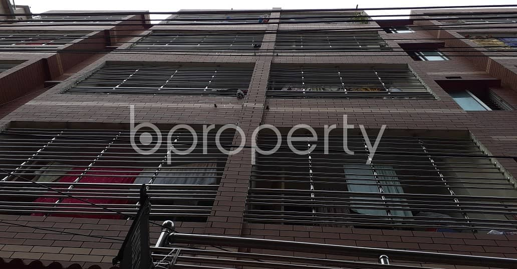 Build Up Your New Home At This 1100 Sq Ft Flat In CDA R/A, For Rent