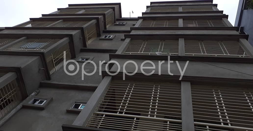 Covering 1200 Sq Ft Space A Nice Flat Is Ready To Rent In CDA Residential Area
