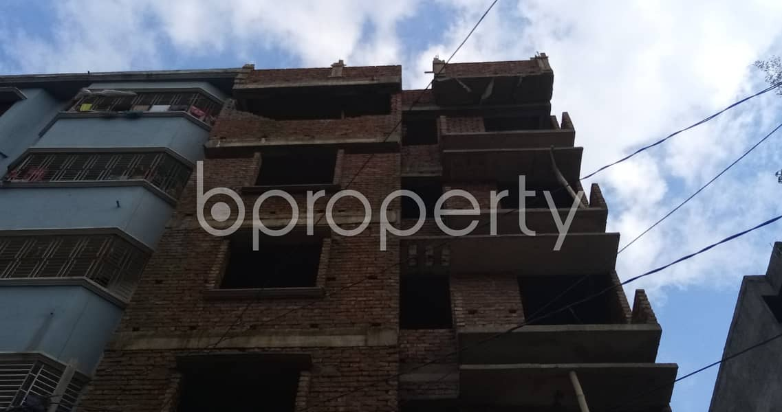 Evaluate This 650 Square Feet Apartment For Sale In Mirpur