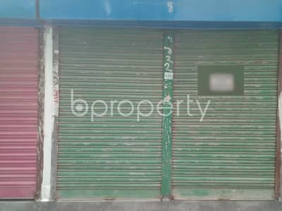 Shop for Rent in Ibrahimpur, Dhaka - Amazing 500 Sq Ft Commercial Area Is Up For Rent In North Kafrul Road