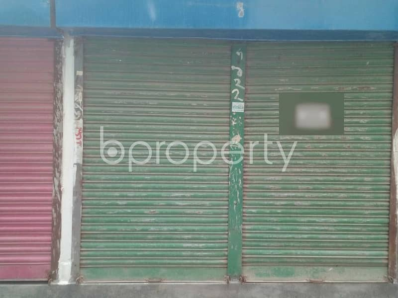 Amazing 500 Sq Ft Commercial Area Is Up For Rent In North Kafrul Road