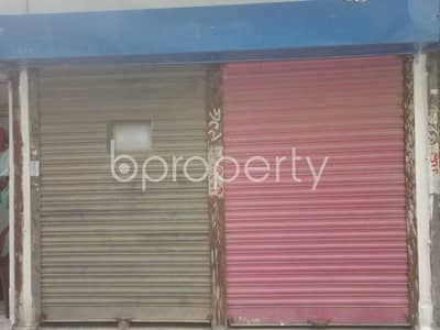 Shop for Rent in Ibrahimpur, Dhaka - 500 Sq Ft Commercial Space Is Up For Rent In North Kafrul Road