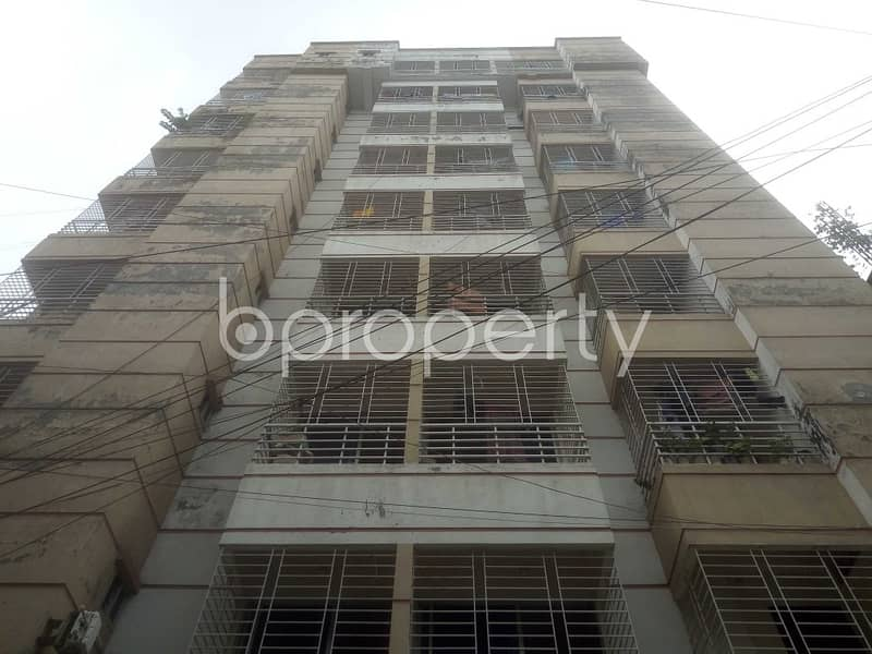 Residential Apartment Of 1150 Sq Ft Is On Sale In South Badda