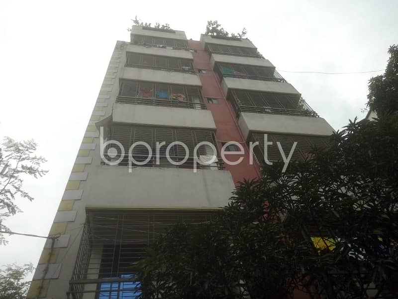 This 850 Sq. Ft Flat In South Badda With A Convenient Price Is Up For Sale