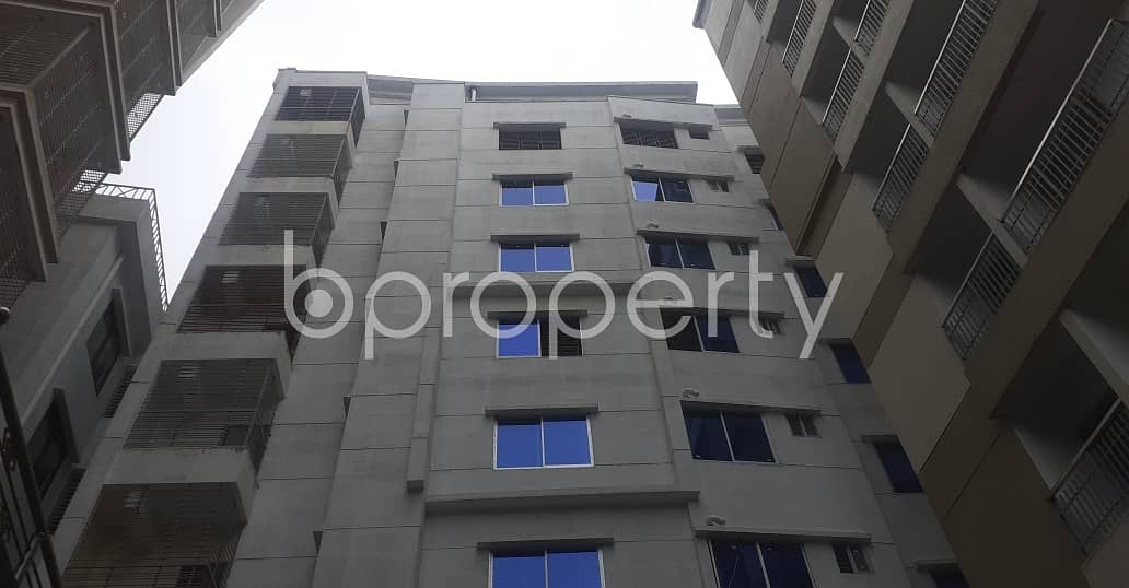 1740 Sq Ft Luxurious Apartment Is Ready For Sale In South Khulshi Area