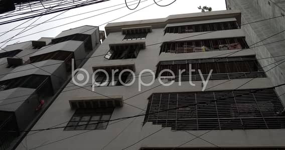1 Bedroom Apartment for Rent in Kathalbagan, Dhaka - Ready for move-in check this 650 sq. ft apartment for rent which is in Kathalbagan