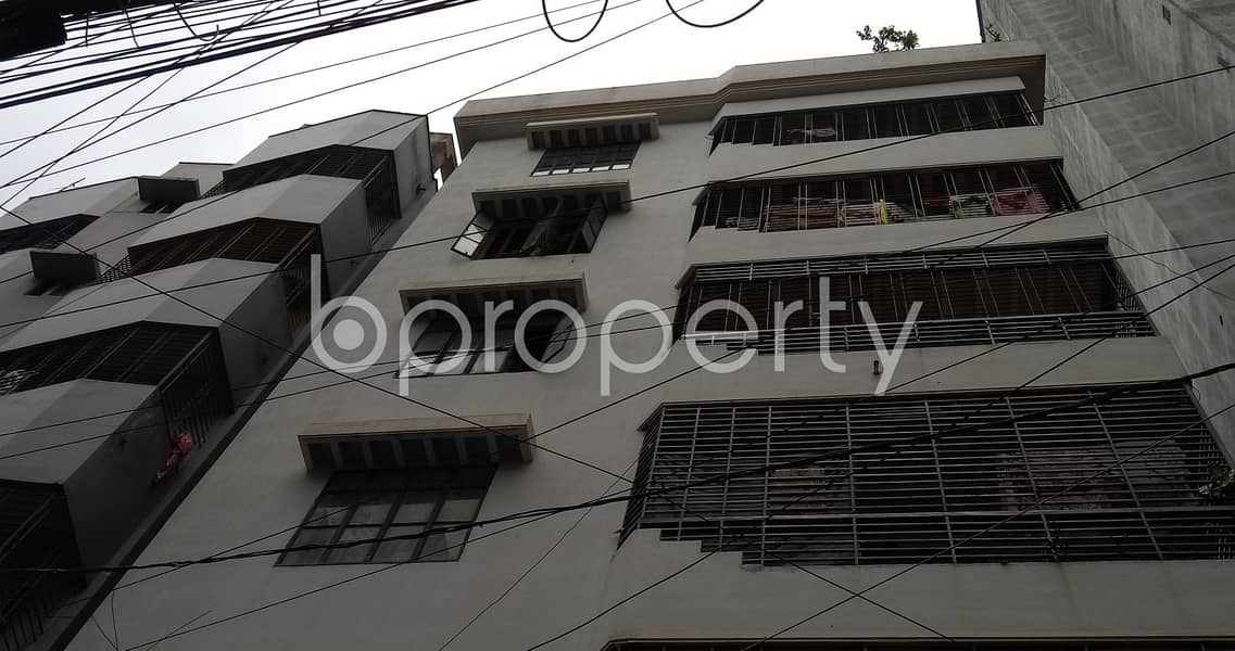 Ready for move-in check this 650 sq. ft apartment for rent which is in Kathalbagan