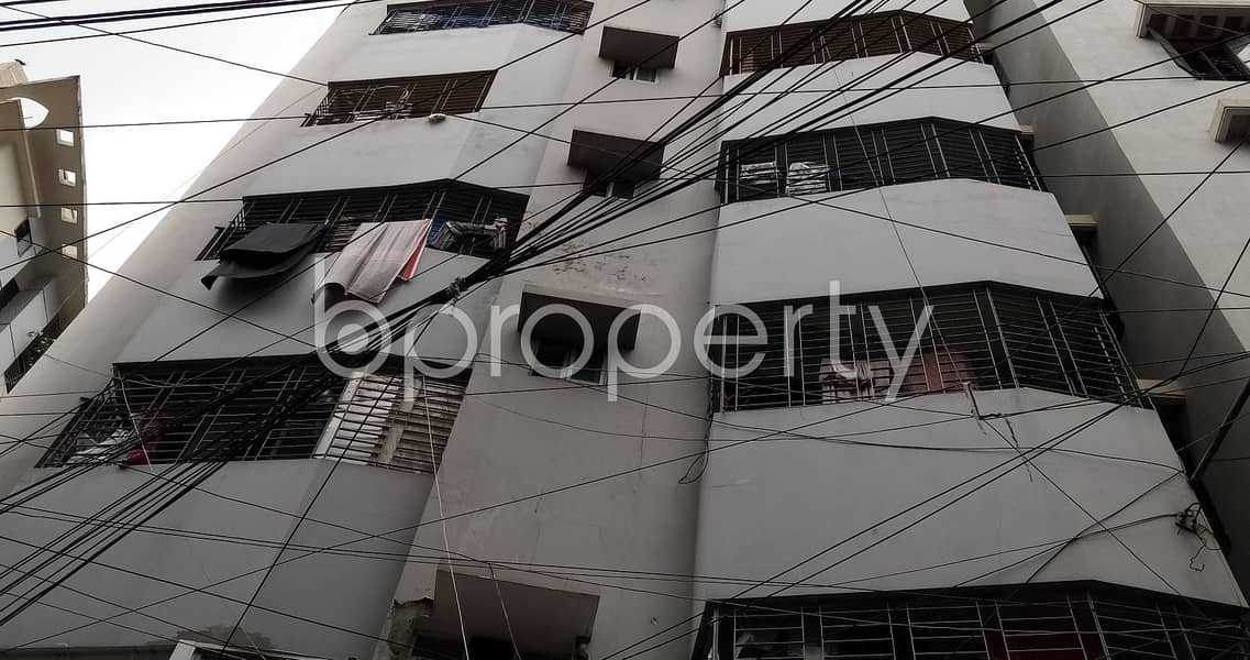 This 1000 Sq Ft Flat In Kathalbagan With A Convenient Price Is Up For Rent