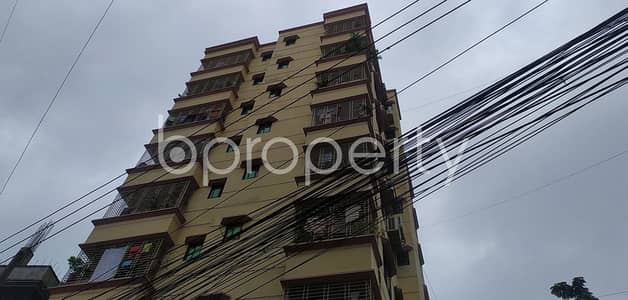 3 Bedroom Flat for Rent in Badda, Dhaka - An Impressive 1250 Sq Ft Residential Apartment Is Up For Rent In The Center Of Natun Bazar.