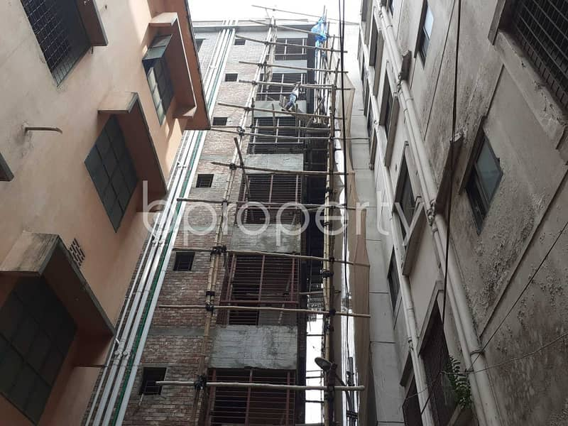 An Apartment Can Be Found At Gopibag For Sale, Near to Ramakrishna Mission High School