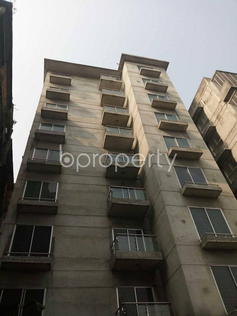 In An Amicable Place, Uttara, The Amicable Flat Is Ready For Sale