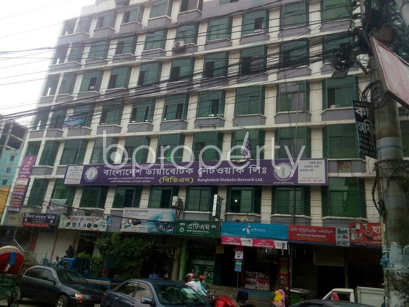 100 Sq Ft Commercial Space Is To Rent In Mirpur