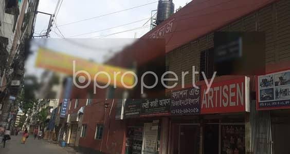 ভাড়ার জন্য এর অফিস - বনশ্রী, ঢাকা - Grab This 600 Square Feet Office Area For Rent In Banasree