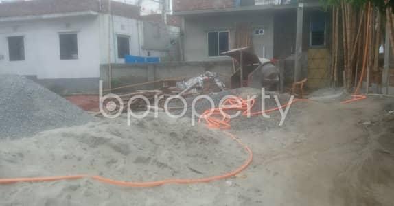 Plot for Sale in Mohammadpur, Dhaka - 4 Katha Plot Is Up For Sale In Mohammadpur