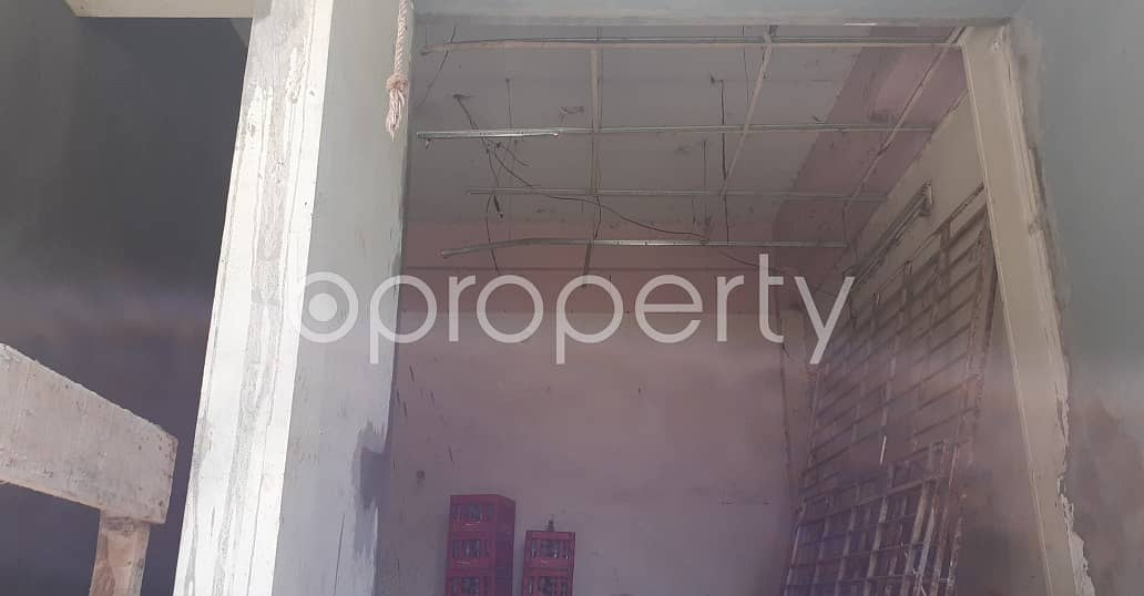 180 Square Feet Shop Is Up For Rent In Uttara