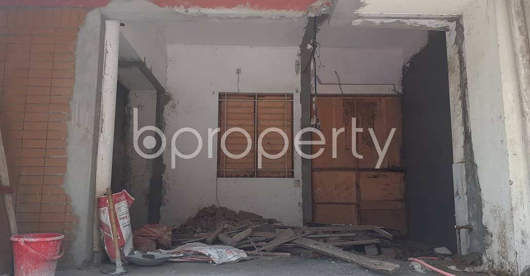 224 Square Feet Shop Is Ready For Rent At Uttara