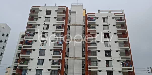3 Bedroom Flat for Sale in Aftab Nagar, Dhaka - There Is 1400 Sq. Ft -3 Bedroom Apartment Up For Sale In The Location Of Aftab Nagar.