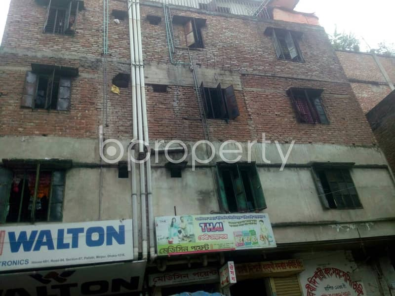 80 Sq Ft Commercial Space Is Ready To Rent In Mirpur
