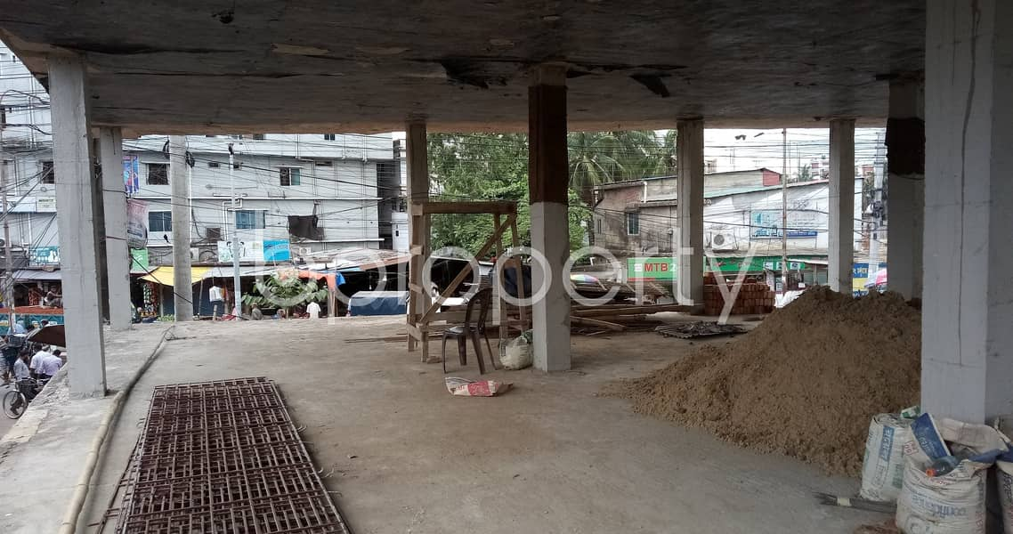 1900 Sq Ft Commercial Office Space Rent At Bayazid