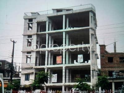ভাড়ার জন্য এর ফ্লোর - ডাবল মুরিং, চিটাগাং - A Commercial Open Floor Of 1350 Square Feet For Rent In Agrabad Access Road.
