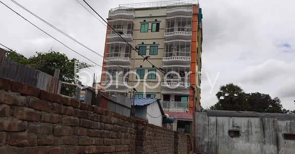 2 Bedroom Flat for Rent in Uttar Kattali, Chattogram - Be the tenant of a 1050 SQ FT residential flat waiting to get rented at Uttar Kattali