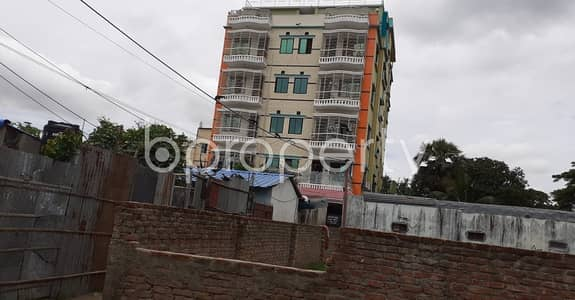 2 Bedroom Flat for Rent in Uttar Kattali, Chattogram - Be the tenant of an 850 SQ FT residential flat waiting to get rented at Uttar Kattali
