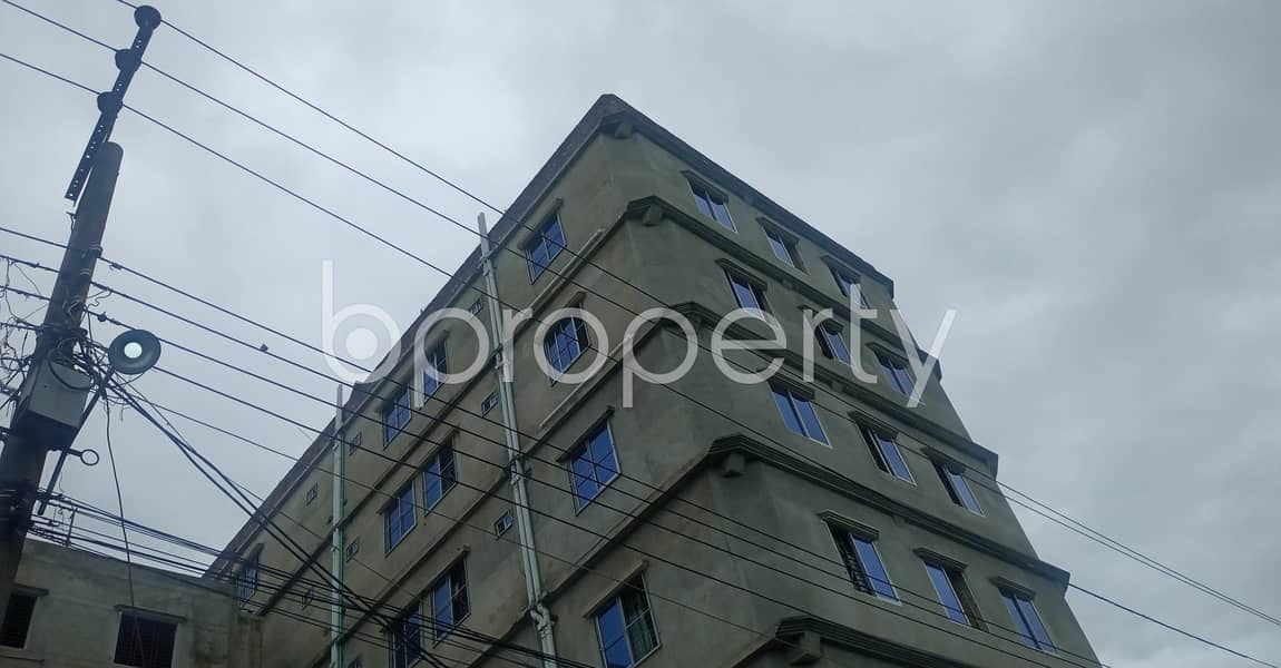 This 570 Sq Ft Apartment Is Ready To Rent In Patenga