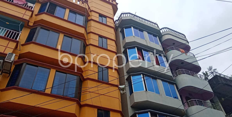 Grab This 1400 Sq Ft Apartment Ready For Rent At Halishahar