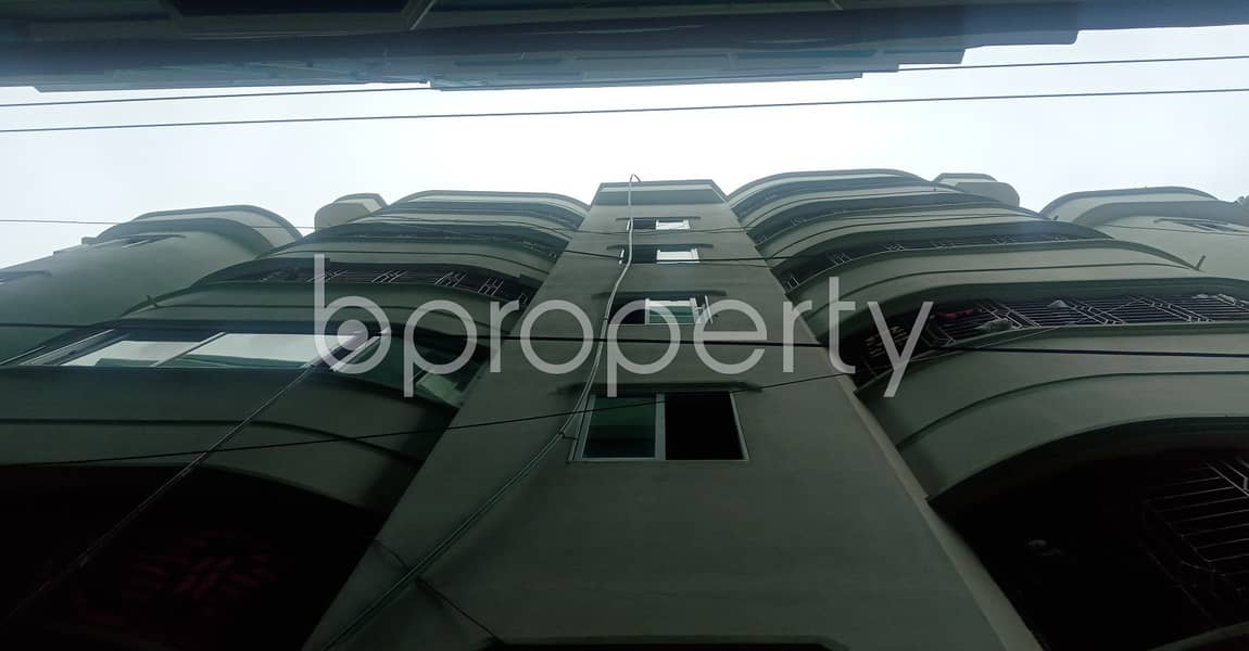 This reasonable 750 SQ FT residential home is ready for rent at 40 No. North Patenga Ward