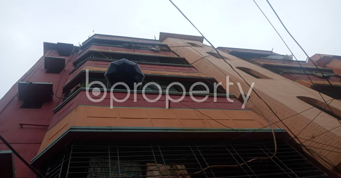 This 700 Sq Ft Apartment Is Ready To Rent In Patenga