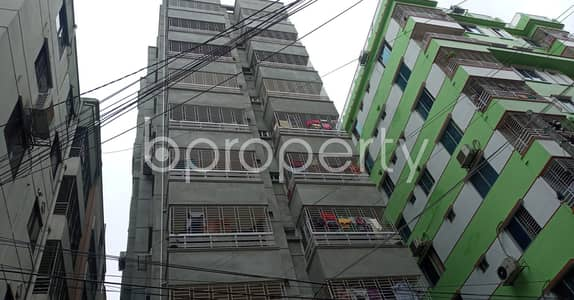 2 Bedroom Flat for Rent in Badda, Dhaka - Reside in Shahjadpur for rent, in a 900 SQ FT home
