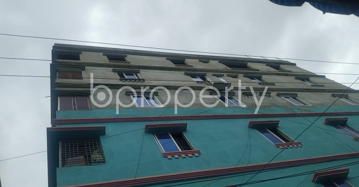 This 750 Sq Ft Apartment Is Ready To Rent In Patenga