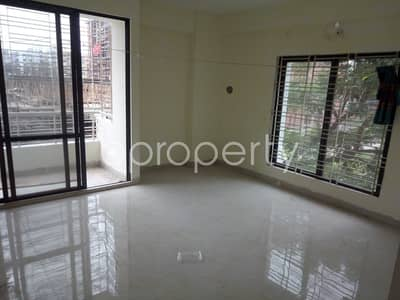 4 Bedroom Flat for Rent in Bashundhara R-A, Dhaka - A worthwhile 2150 SQ FT residential flat is ready for rent at Bashundhara R-A