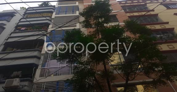 2 Bedroom Flat for Rent in Mohammadpur, Dhaka - A worthwhile 650 SQ FT residential flat is ready for rent at Mohammadpur