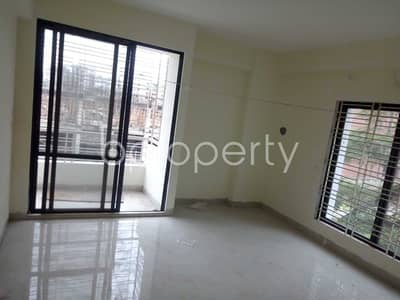 4 Bedroom Apartment for Rent in Bashundhara R-A, Dhaka - A 2150 SQ FT very reasonable medium flat is available for rent at Bashundhara R-A