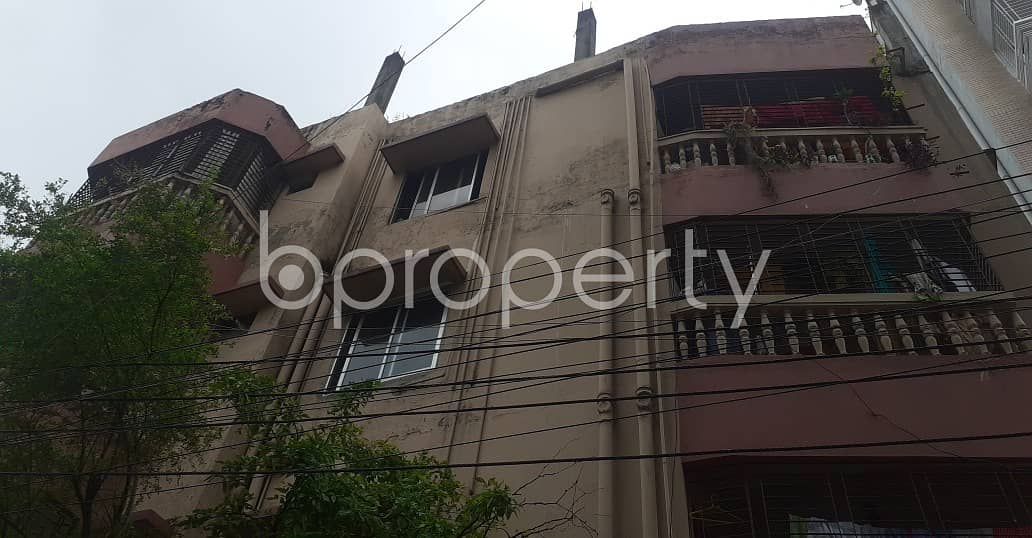 A 1200 SQ FT very reasonable medium flat is available for rent at Cantonment