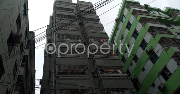 2 Bedroom Flat for Rent in Badda, Dhaka - An affordable 900 SQ FT home is vacant for rent at Shahjadpur