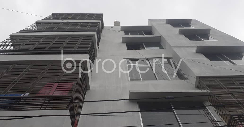 An affordable 650 SQ FT home is vacant for rent at Mollapara