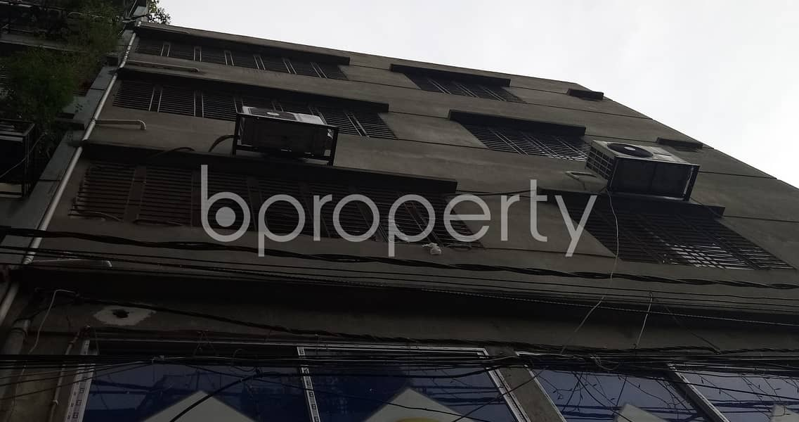 An affordable 650 SQ FT home is vacant for rent at Mirpur 11
