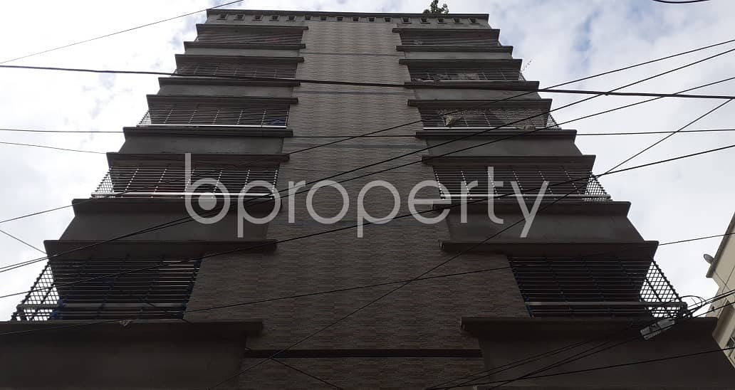 1000 Square Feet Apartment Is For Rent In Banasree