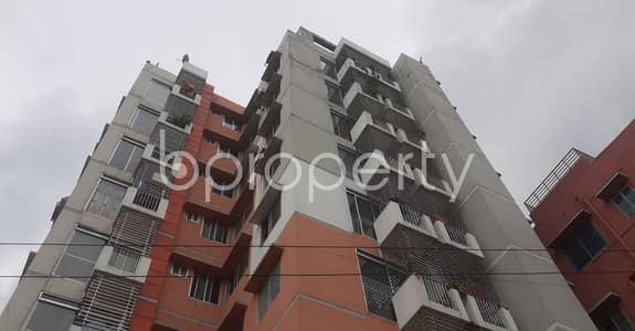 বিক্রয়ের জন্য BAYUT_ONLYএর ফ্ল্যাট - উত্তর শাহজাহানপুর, ঢাকা - 1212 Sq Ft Ready Flat For Sale In Bagicha Masjid Road