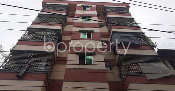 3 Bedroom Apartment for Rent in Bakalia, Chattogram - Evaluate This 1000 Sq Ft Ready Apartment To Rent In Bakalia