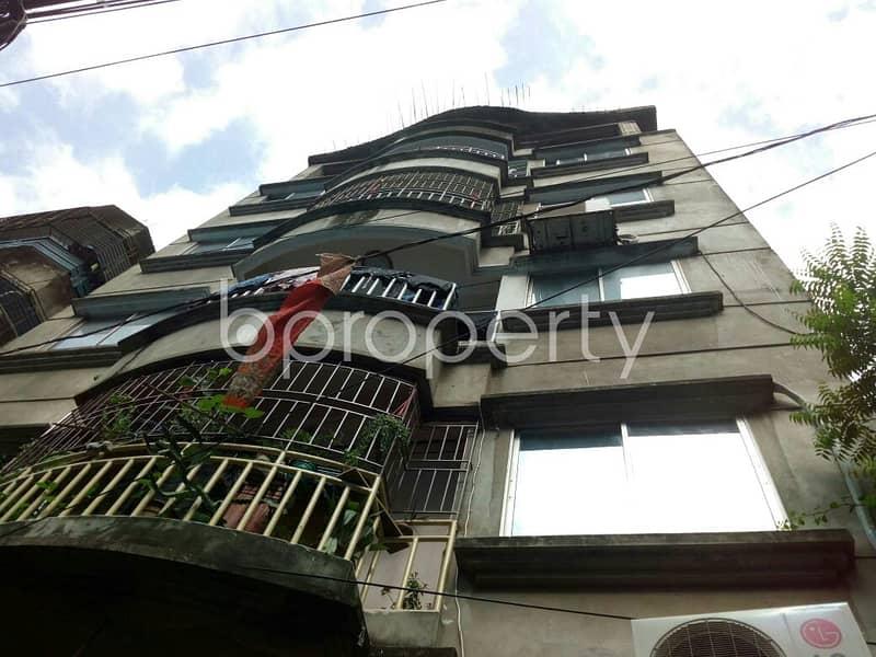 650 Square Feet Ready Flat For Rent In Kalabagan