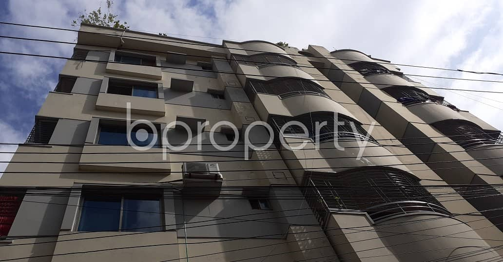 1450 Sq Ft Apartment Is For Rent In Dhanmondi