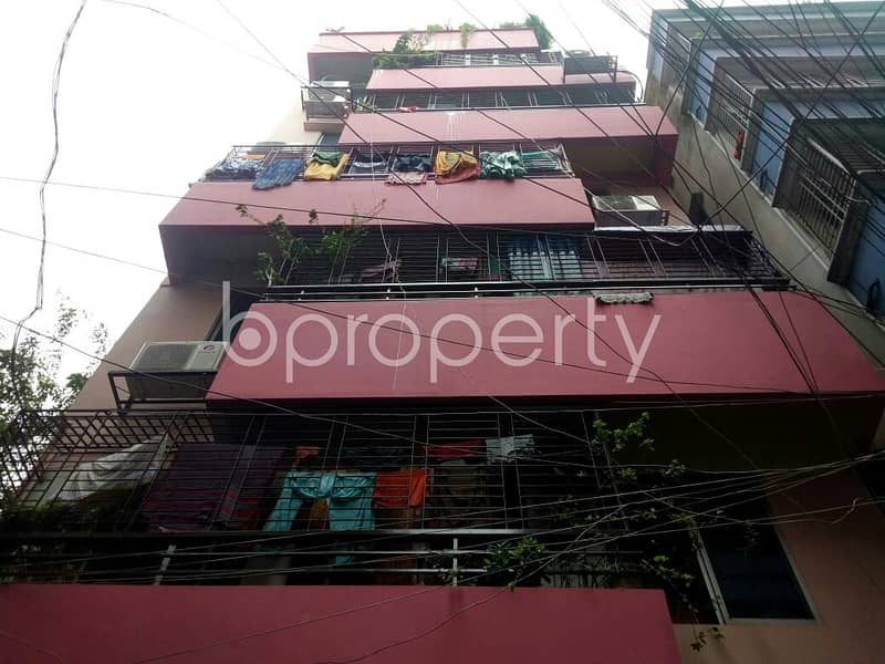 Ready 800 SQ FT beautifully built apartment is now to Rent in Kathalbagan