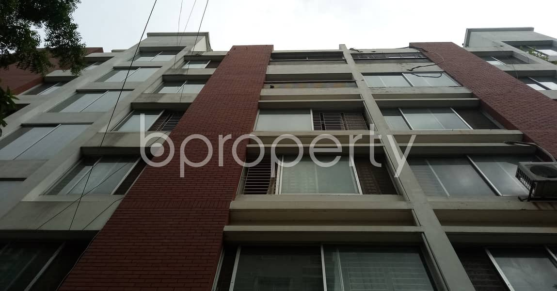 Properly-constructed 2300 SQ FT flat is now offering to you in Mirpur DOHS for rent