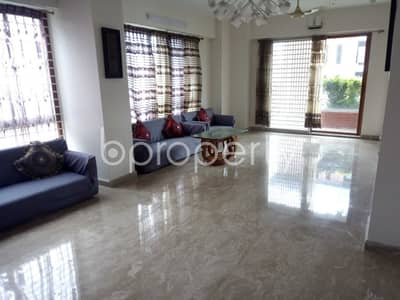 6 Bedroom Duplex for Sale in Bashundhara R-A, Dhaka - Spacious Duplex Flat Of 4900 Sq Ft Is Available For sell In Bashundhara R-A.