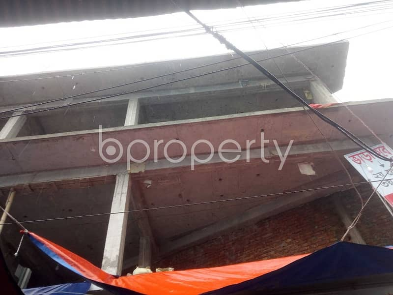 550 Sq Ft Commercial Space Is Up For Rent In Ibrahimpur