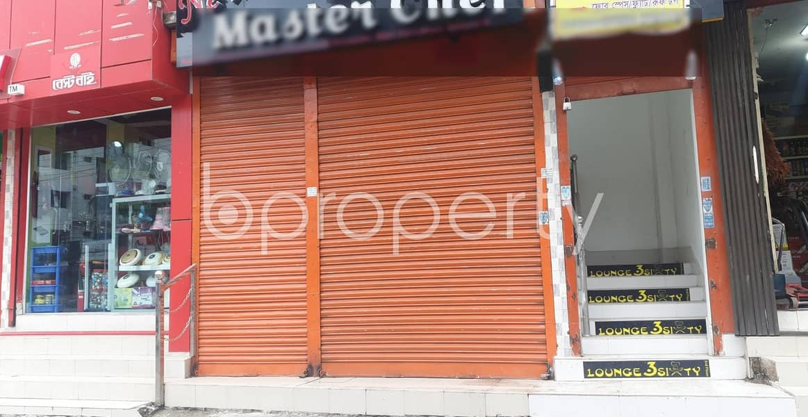 300 Sq Ft Commercial Shop Is Up For Rent In Mirpur