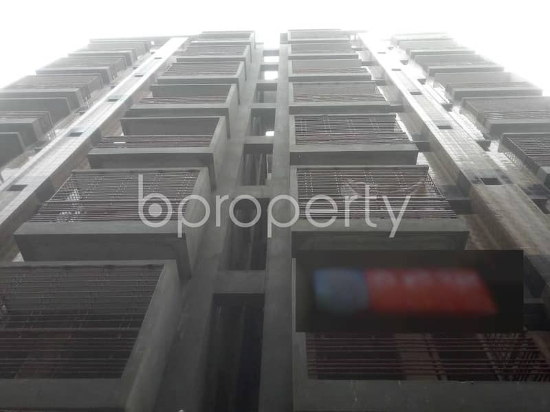1290 Sq Ft Residential Flat Is Ready For Sale In Badda